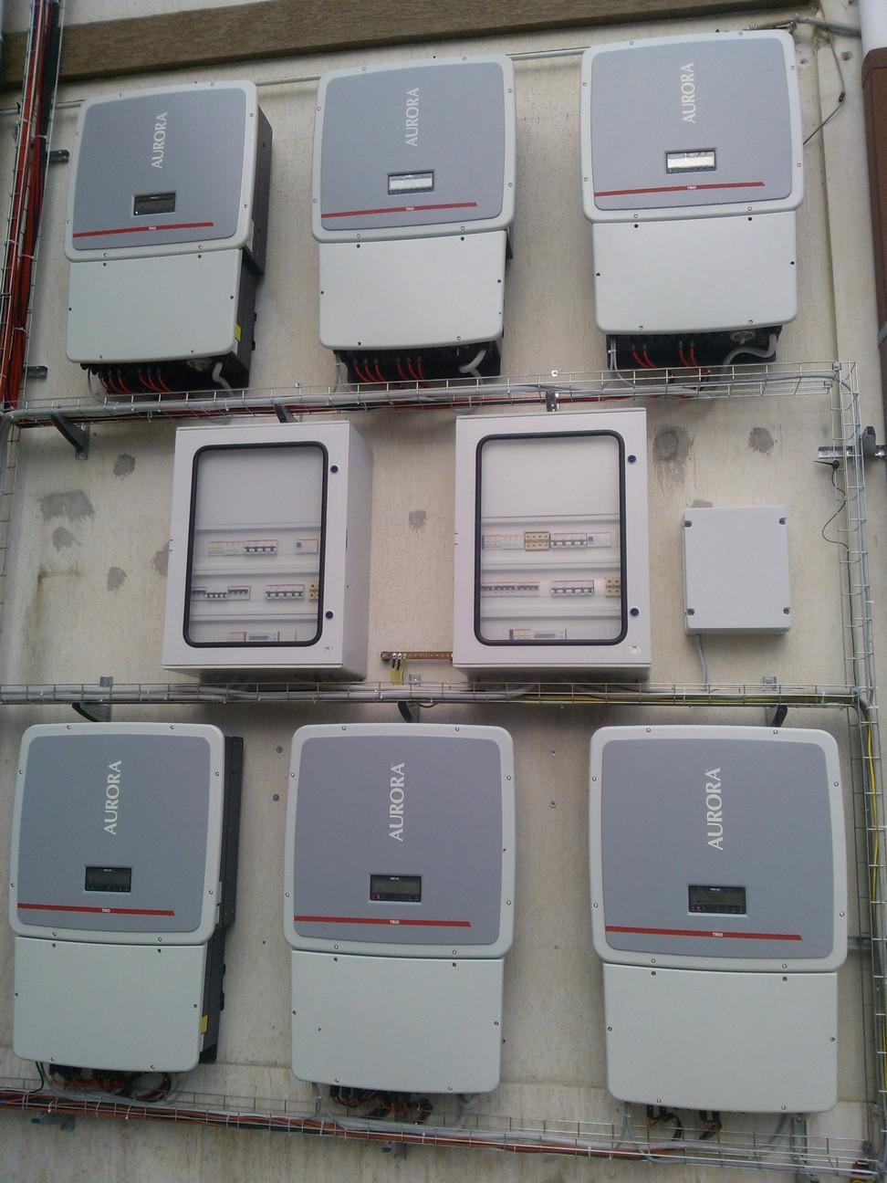 Impianti Fotovoltaici In Vendita Puglia impianti realizzati - eco energie srl